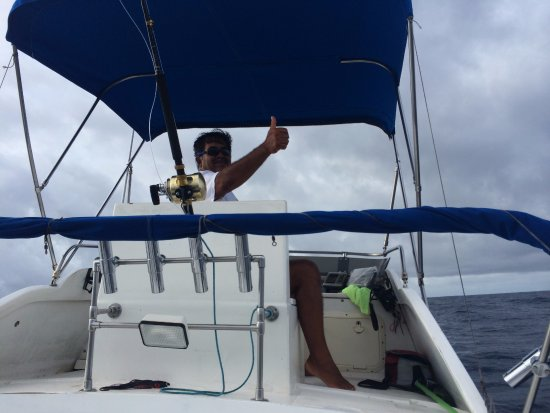 ABY Charters : Thumbs up to Capt. Luis!