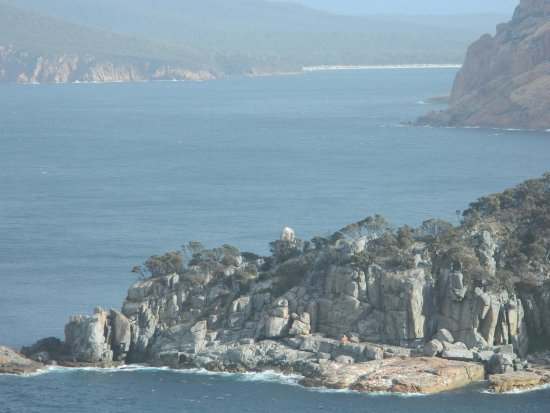 Wineglass Bay Lookout Photo