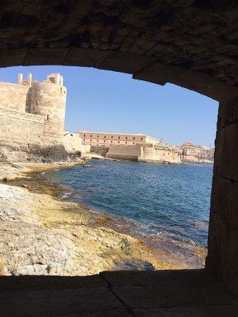 Immagini del Castello Maniace