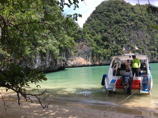 Phang Nga Bay. Photo