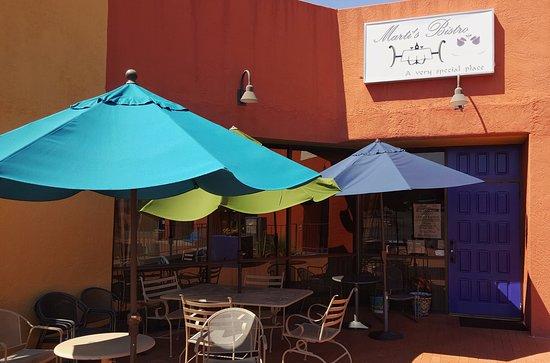 Green Valley, AZ: Outside patio