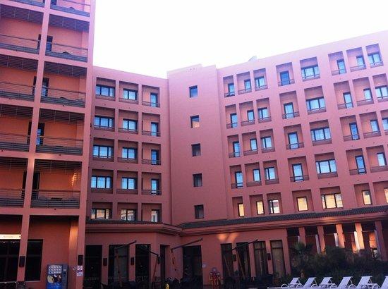 Window View - Picture of Novotel Marrakech Hivernage Hotel - Tripadvisor