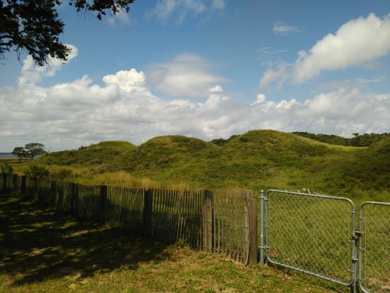 Kure Beach, Carolina del Nord: Fort Fisher State Historic Site