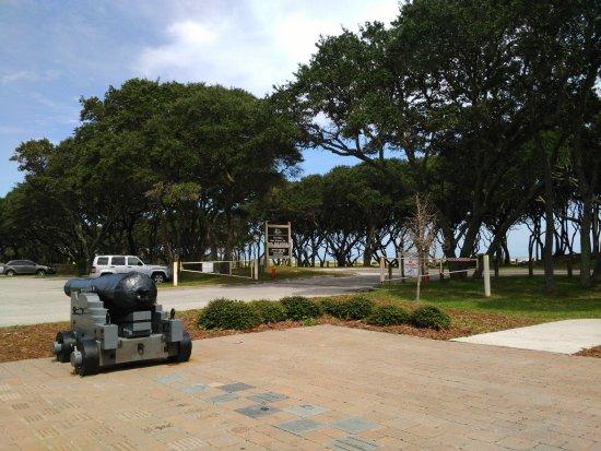 Kure Beach, Carolina do Norte: Fort Fisher State Historic Site