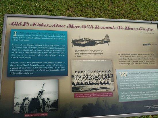 Kure Beach, NC: Fort Fisher State Historic Site