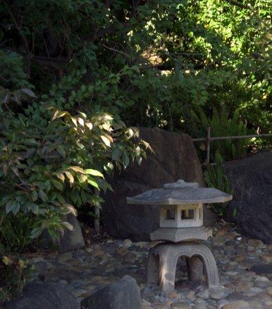 San Mateo, Kalifornien: concrete lantern