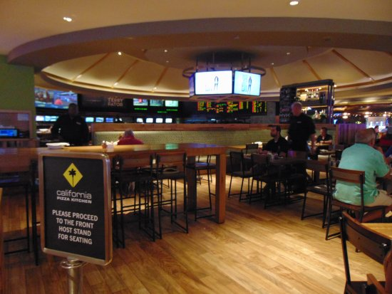inside - Picture of California Pizza Kitchen, Las Vegas - TripAdvisor