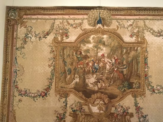 Virginia Museum of Fine Arts: The cowardice of concho at the hunt