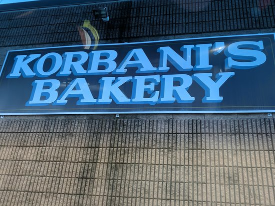 Methuen, MA: Korbani's Bakery