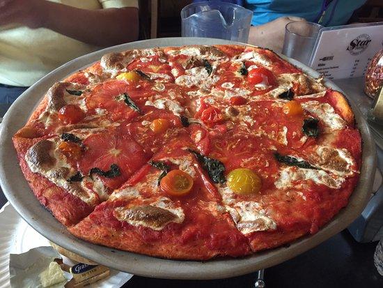 Orange, NJ: 瑪格莉特披薩