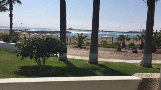 Panamericana Hotel Arica: Excelente ubicación
