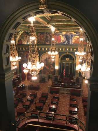 Pennsylvania State Capitol-bild
