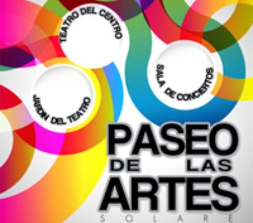 Paseo de las Artes