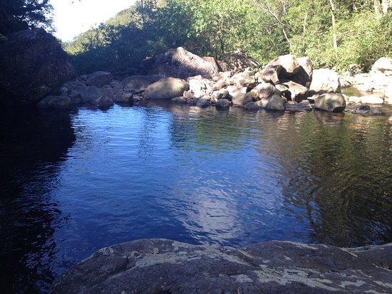 Malacara Canyon : Local para se banhar