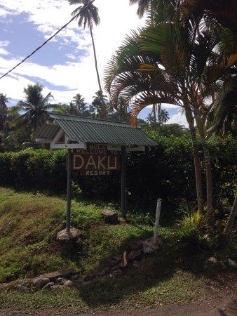 Daku Resort - Restaurant