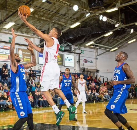 Red Claws Basketball
