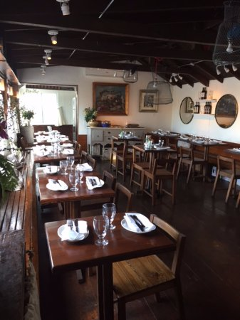 Sal's Place: Back dining room