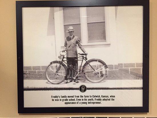 Belton, MO: Freddy...history