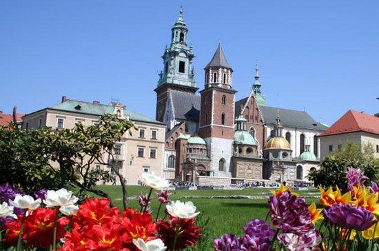 Balade à Cracovie dans la vieille...
