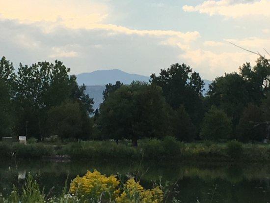 Wheat Ridge, Κολοράντο: Park adjacent to RV Park