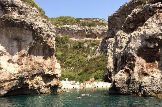 Blue Cave and Hvar Archipelago Day...