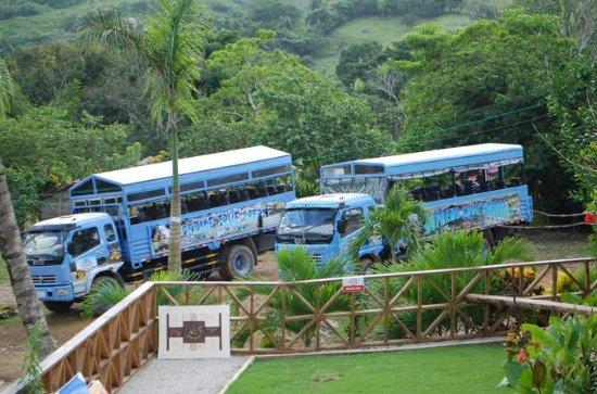 Supreme Safari fra Punta Cana