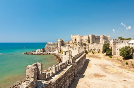Private Full-Day Tour to Anamur and...
