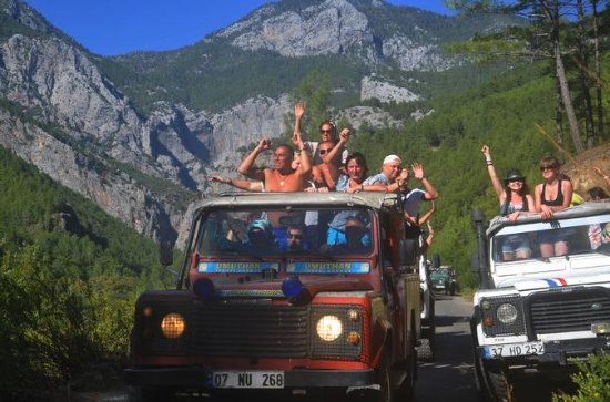 Taurus Mountains 6-Hour Jeep Tour...