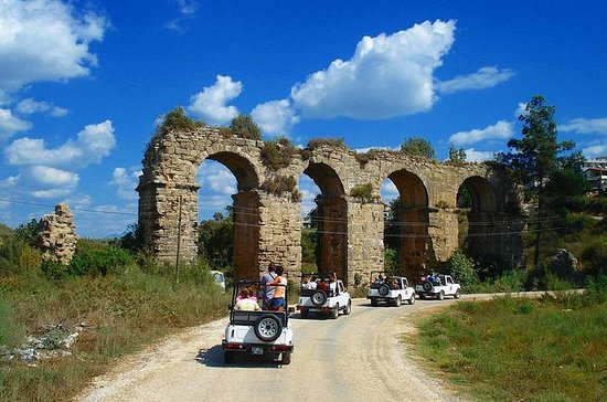 Full-Day Taurus Mountains Jeep Tour