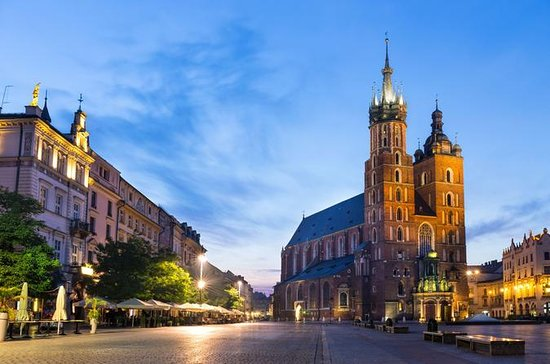 Krakow Private Walking Tour with...