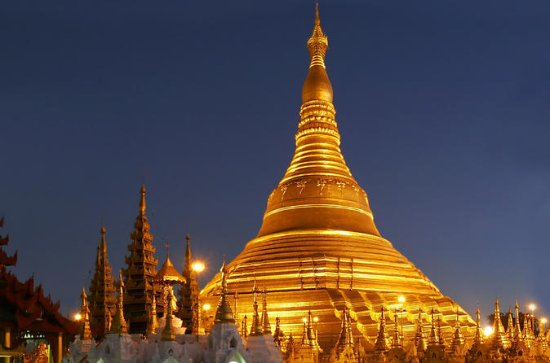 3-Hour Private Yangon Heritage...
