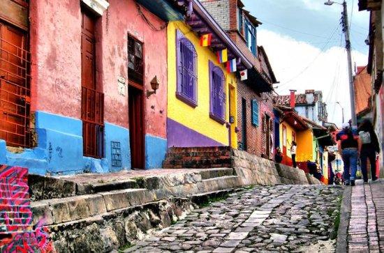 Rundgang durch Bogota