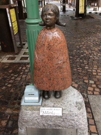 Kimichan Statue