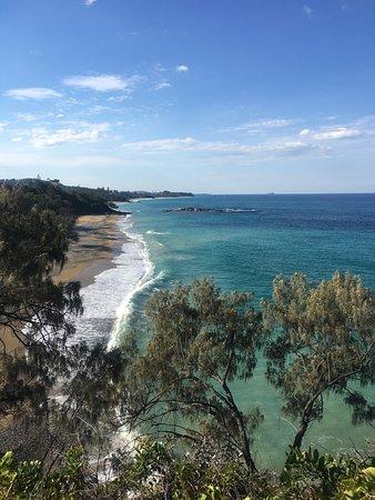 Korora, ออสเตรเลีย: Beach