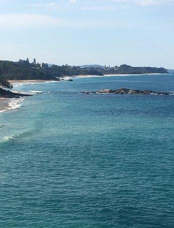 Korora, ออสเตรเลีย: Coastline