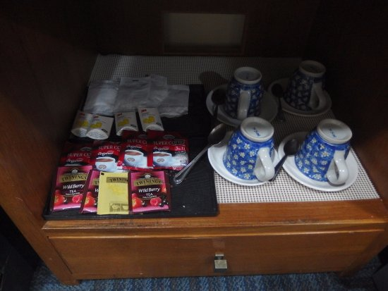 Baan Dinso Hostel: Kit accueil