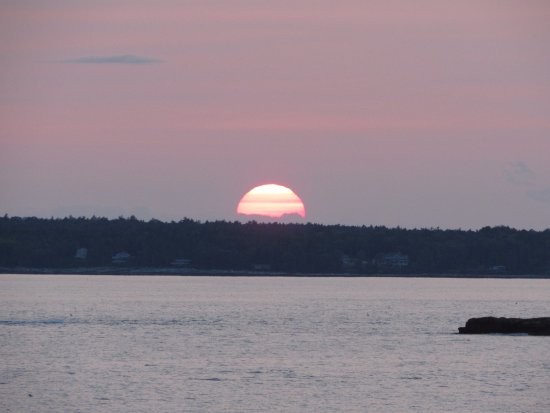 Southport, ME: Stunning sunsets