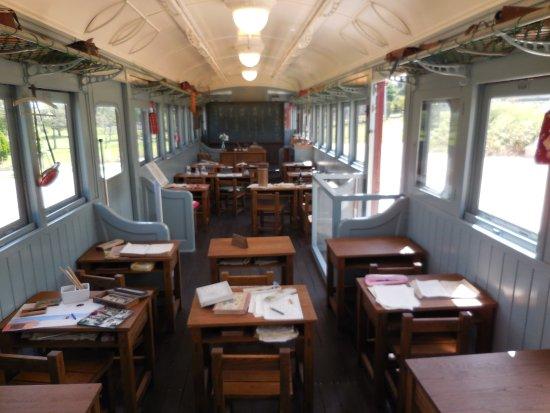Azumino Chihiro Art Museum : とっとちゃんの母校 ときわ学園を再生した列車の教室
