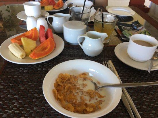 Breakfast picture of ocean terrace restaurant sigatoka for Breakfast terrace