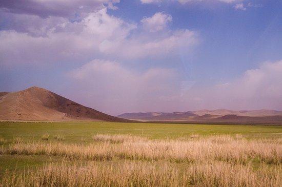 Tov Province, Mongolia: Steppes