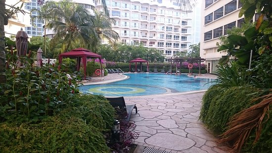 Tiong Bahru, Сингапур: The Pool on Level 5.