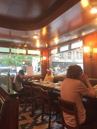 Menu for Bridgeview Diner, Brooklyn, NY - menupix.com