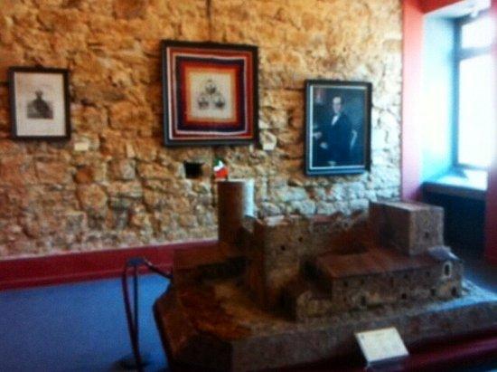 Salemi, Italie : Altra sala ...