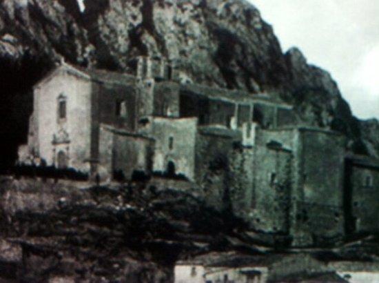 Caltabellotta, Italy: Com'era .....