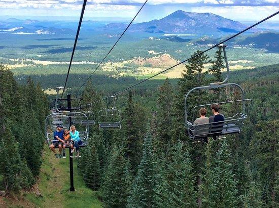 Arizona Snowbowl: Scenic Chairlift to 11,500 ft