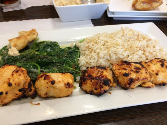 Montebello, CA: Chicken Kabob