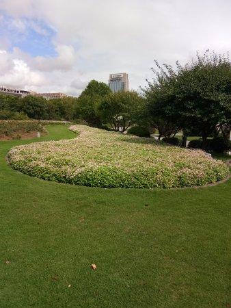 Taizhou, จีน: Pretty parks