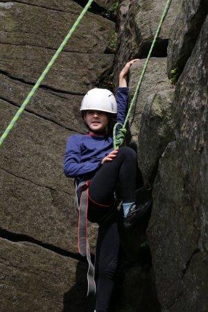 Peak District National Park, UK: Gritstone Adventure Activities