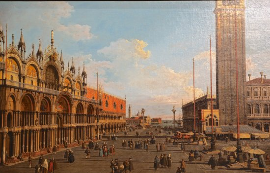 The Queen's Gallery: Canaletto