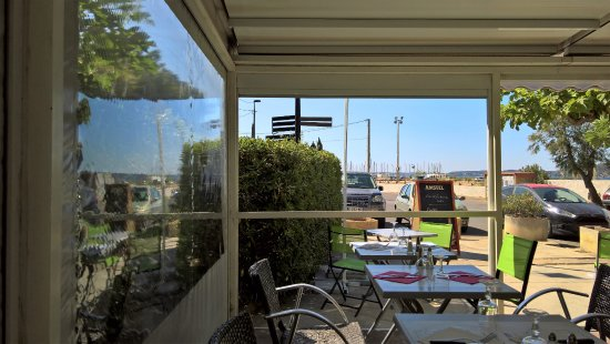 St Chamas, Frankrig: La terrasse